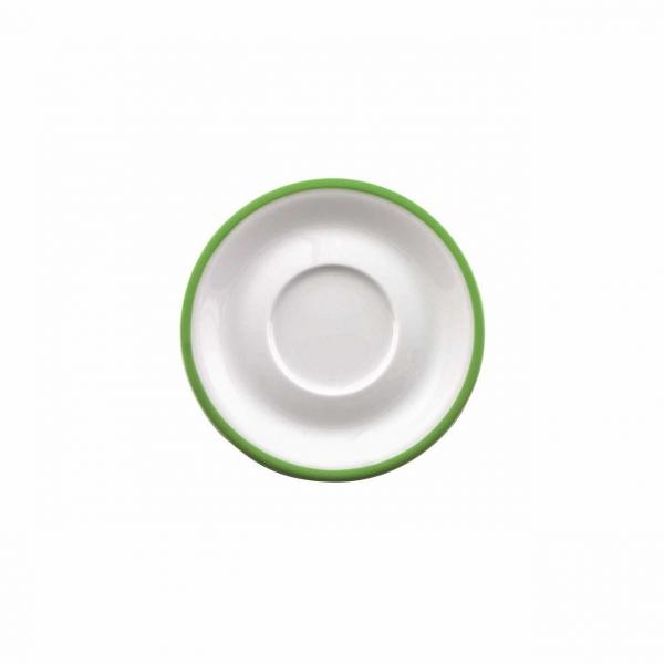 Color mit System | Grün | Untertasse 14,5cm