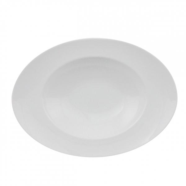 Universo | Weiß | Pastateller oval 32cm