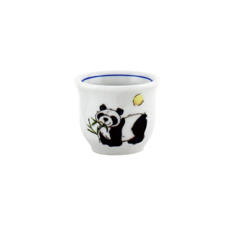 Kindergedecke | Panda | Eierbecher 4,5cm