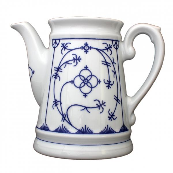 Tallin | Indischblau | Kaffeekanne Unterteil 1,15l