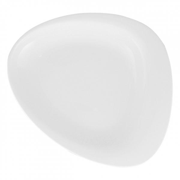 Calla | Weiß | Teller tief 30cm