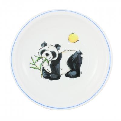 Kindergedecke | Panda | Teller flach 20cm