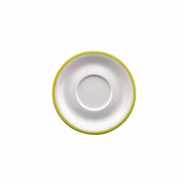 Color mit System | Gelb | Untertasse 14,5cm