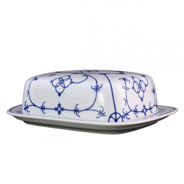 Tallin | Indischblau | Butterdose komplett 250g