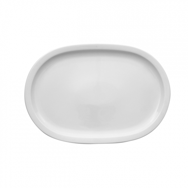Today | Weiß | Platte oval 36cm