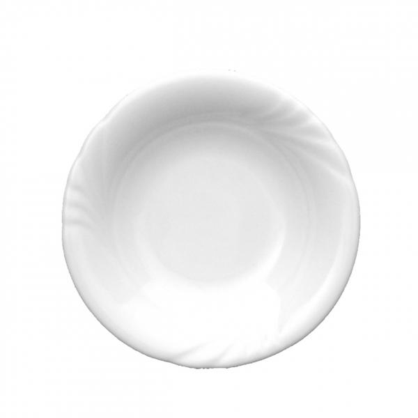 Ambiente   Weiß   Zuckerschale   8cm