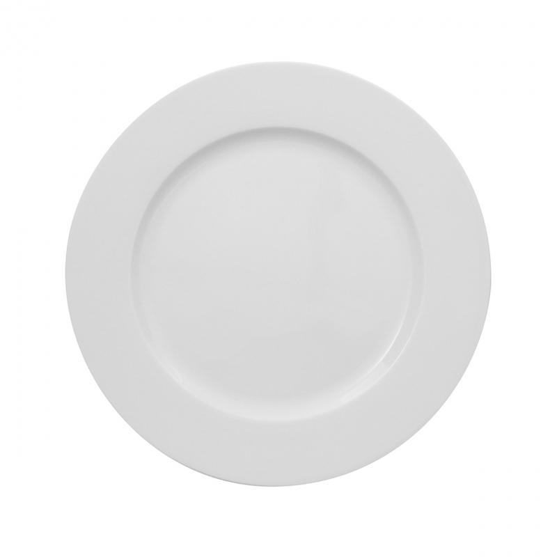 Primavera | Weiß | Teller flach 26cm