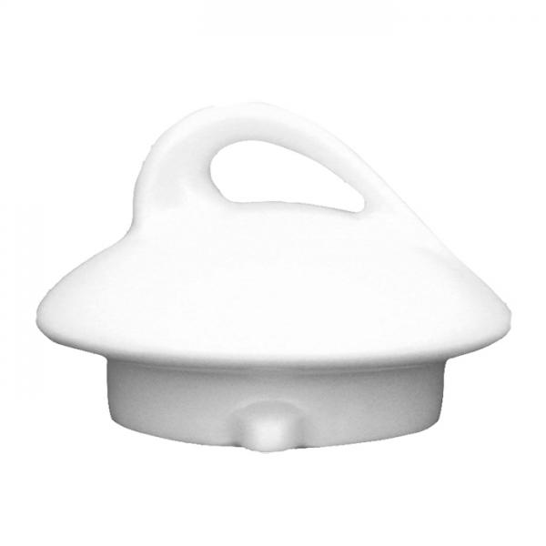 Ambiente   Weiß   Teekanne Deckel 0,40l