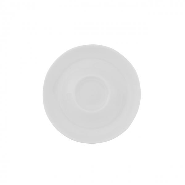 Baristar   Weiß   Untertasse 14,5cm