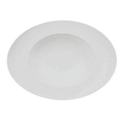 Universo   Weiß   Pastateller oval 20cm