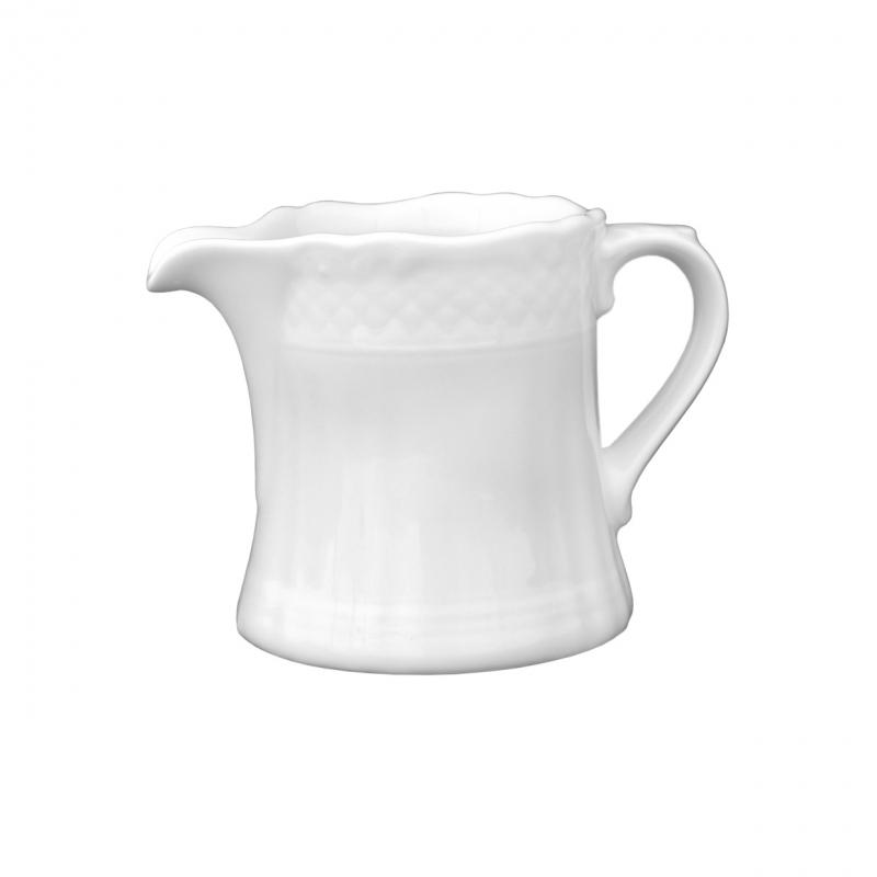 La Reine | Weiß | Gießer mit Henkel 0,15l