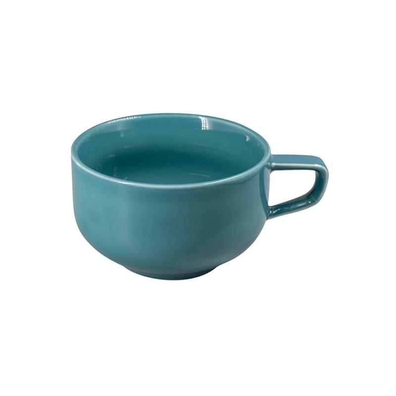 Kaleido | caribic teal | cup 0,37 l