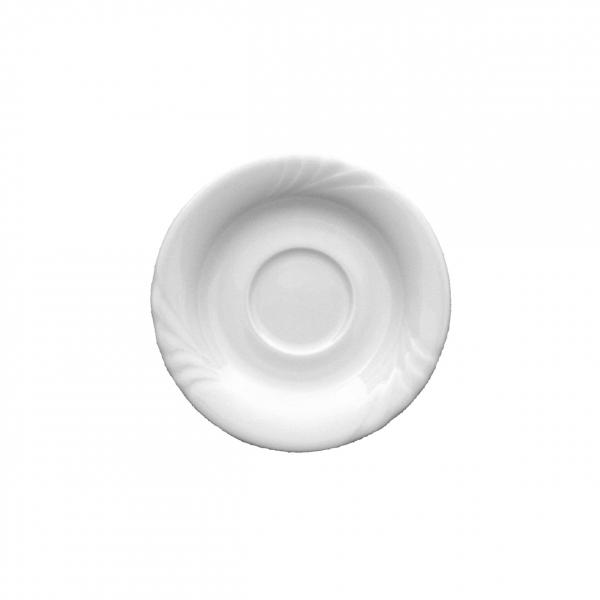 Ambiente | Weiß | Untertasse 12cm