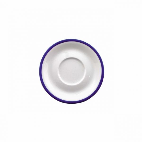 Color mit System | Blau | Untertasse 14,5cm