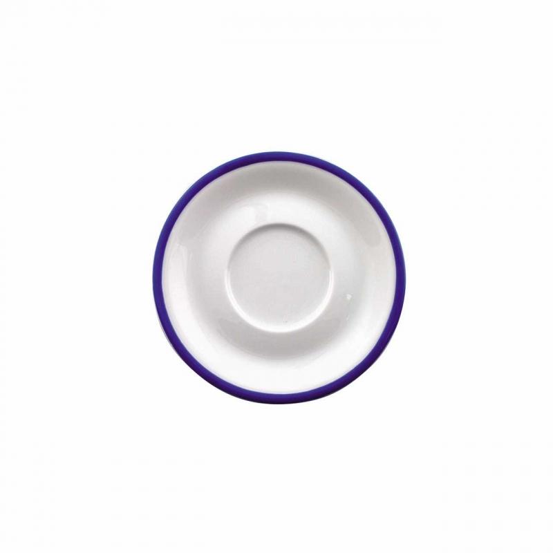 Color mit System   Blau   Untertasse 14,5cm