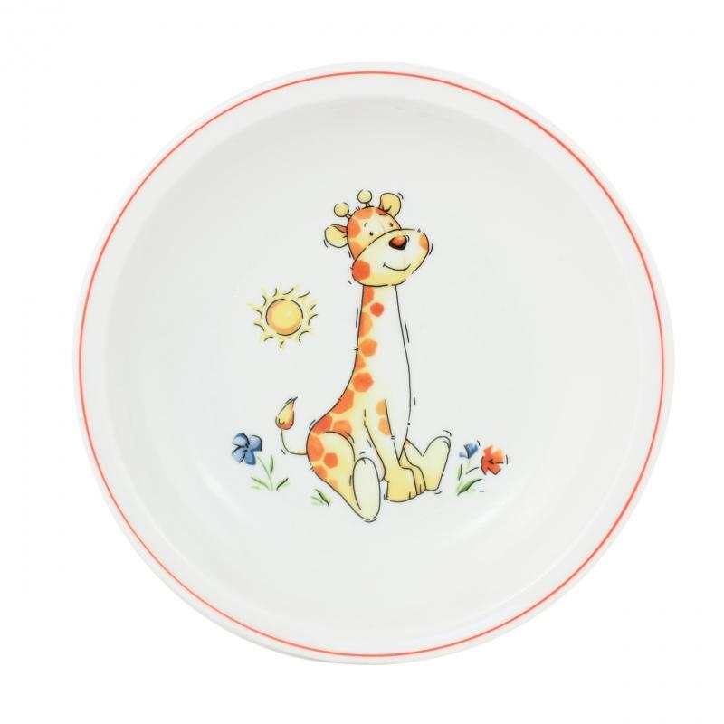 Kindergedecke | Giraffe | Teller tief 20cm