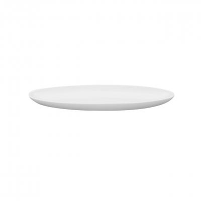 Buffet-Highlights | Weiß | Schale flach 32cm x 9cm x 2,2cm