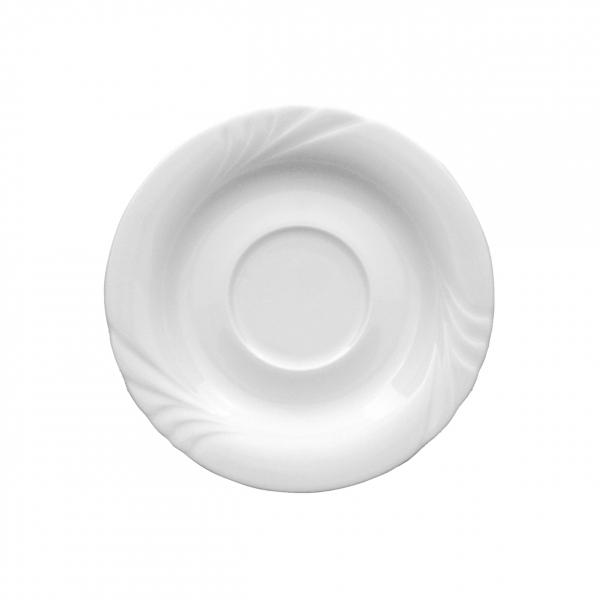 Ambiente | Weiß | Untertasse 15cm