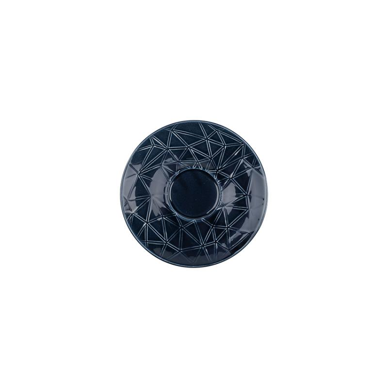 Kaleido | midnight | Untertasse 16 cm