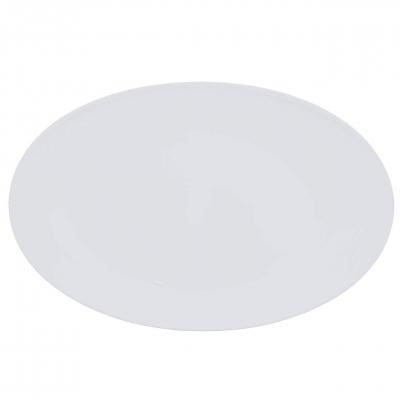 Universo | Weiß | Platte oval 38cm