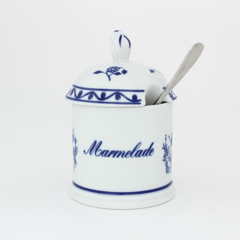 "Romantika | Zwiebelmuster | Dose ""Marmelade"" 0,20l"