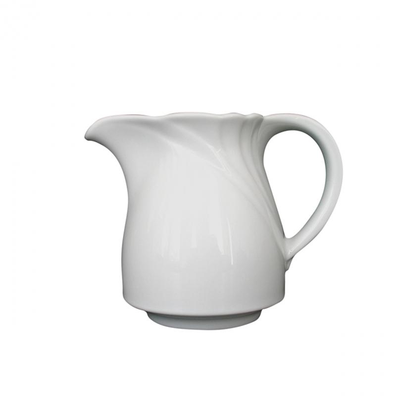 Ambiente | Weiß | Gießer mit Henkel 0,30l