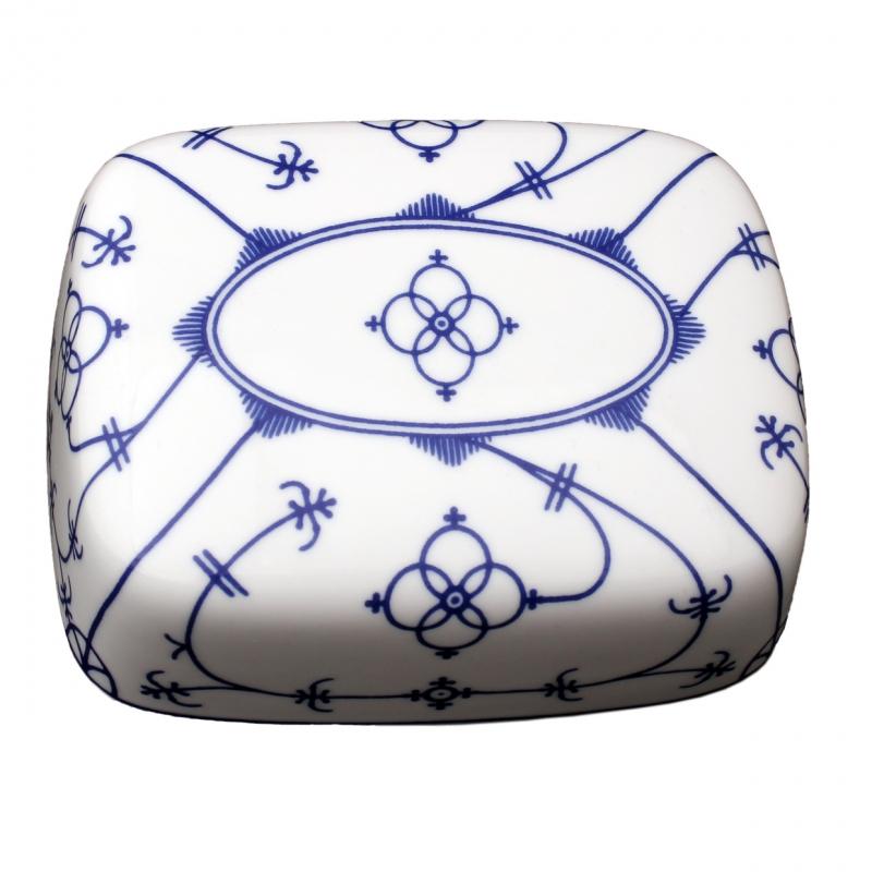 Tallin   Indischblau   Butterdose Deckel 250g