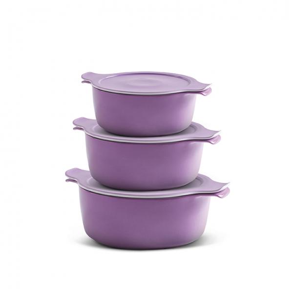 COOK & SERVE | lavendel | Starter - Set
