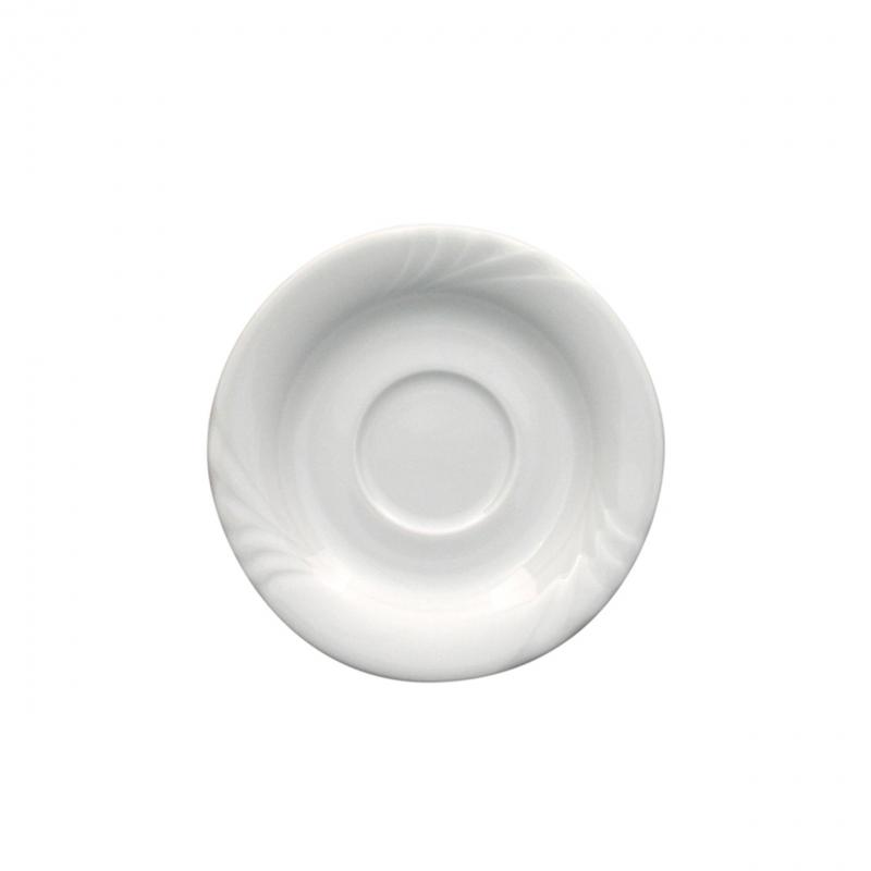 Ambiente | Weiß | Untertasse 14cm