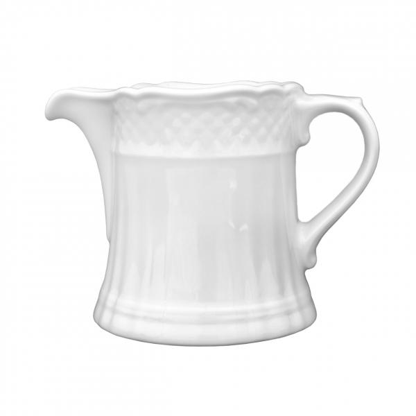 La Reine   Weiß   Gießer mit Henkel 0,30l
