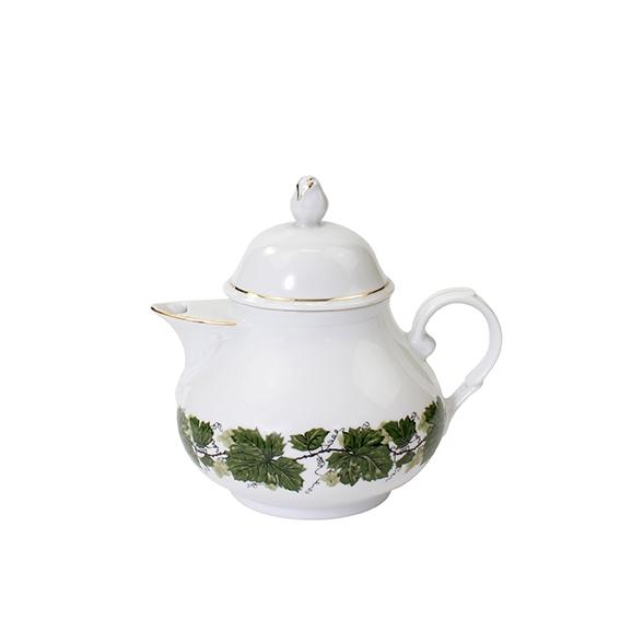 Romantika | Weinlaub | Teekanne 1,00l