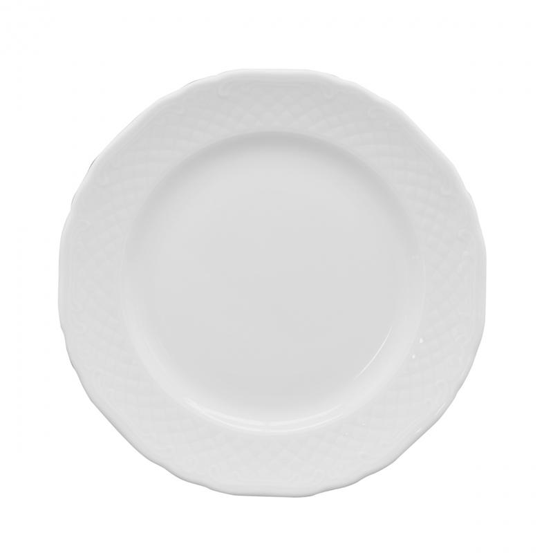 La Reine | Weiß | Teller flach 17cm