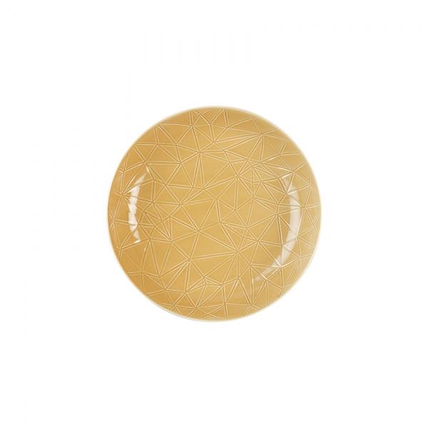 Kaleido | sahara gold | Teller tief coup 20,5 cm