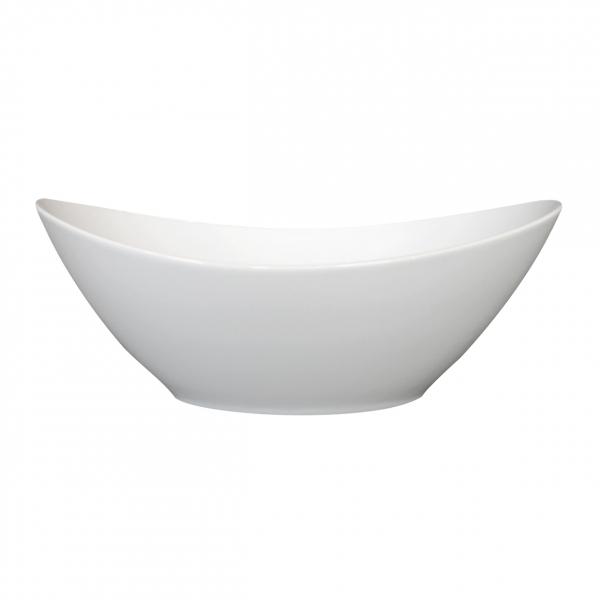Universo | Weiß | Schüssel oval 24cm