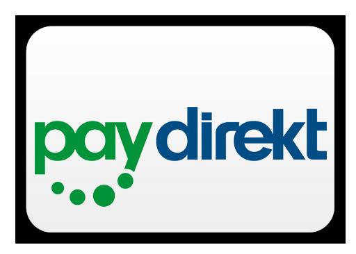 Zahlung über paydirekt